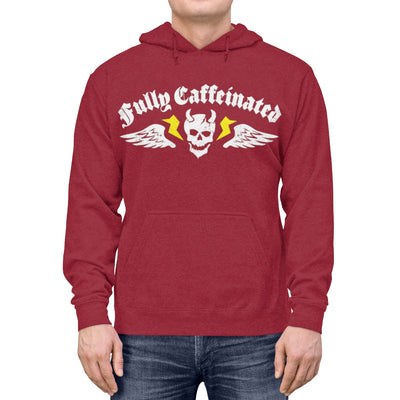 Fully Caffeinated - Lightweight Hoodie