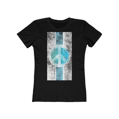 Peace Ocean Flag - Women's T-Shirt