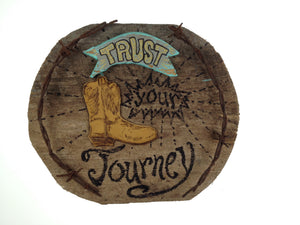 Trust Your Journey - Boot Up (Piece #00055)