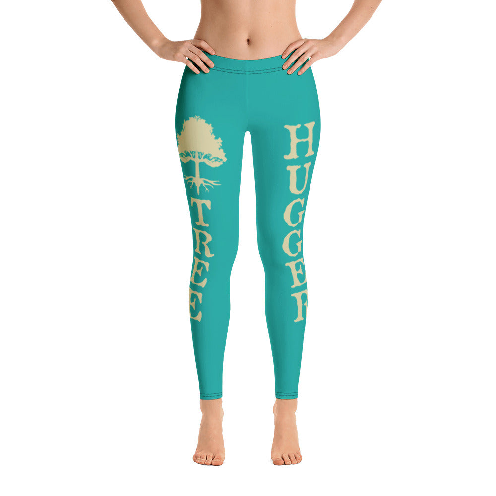 Tree Hugger - Leggings