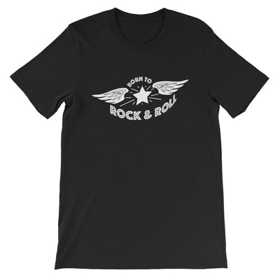 Born To Rock - T-Shirt