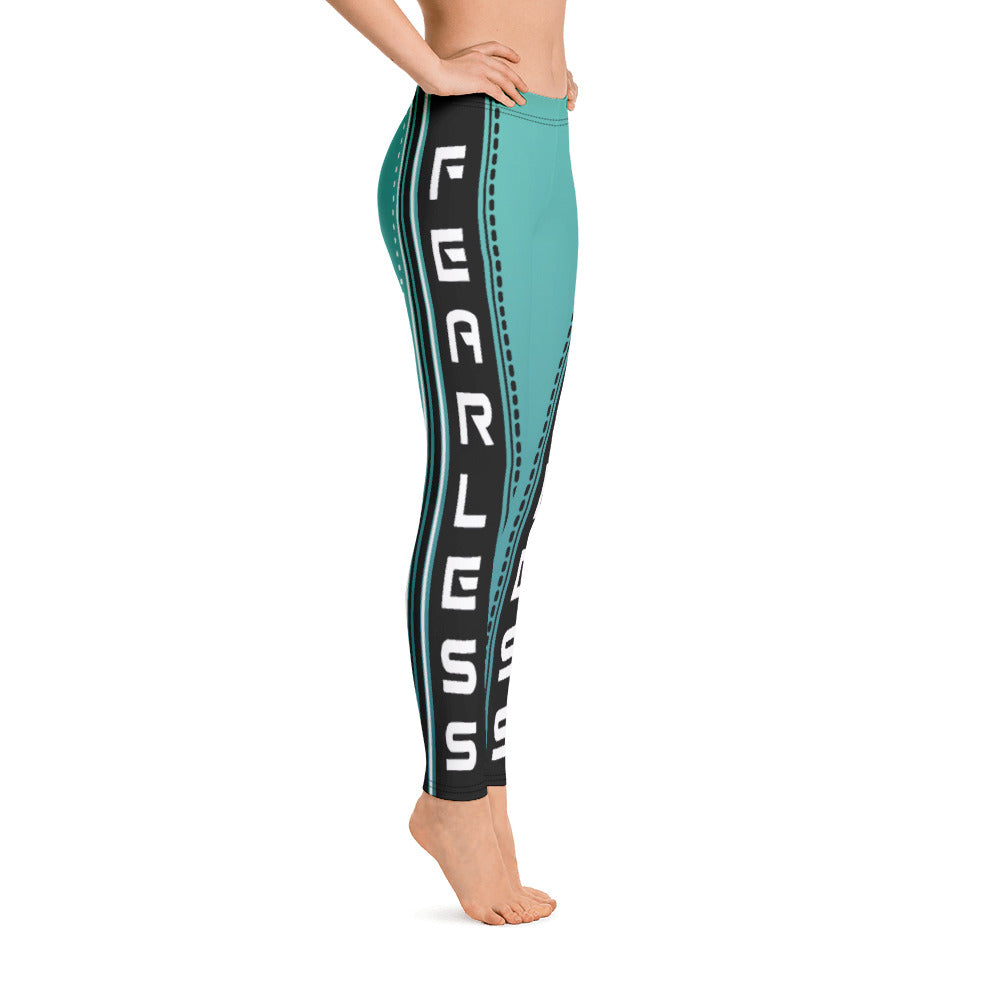 Fearless Wave - Leggings