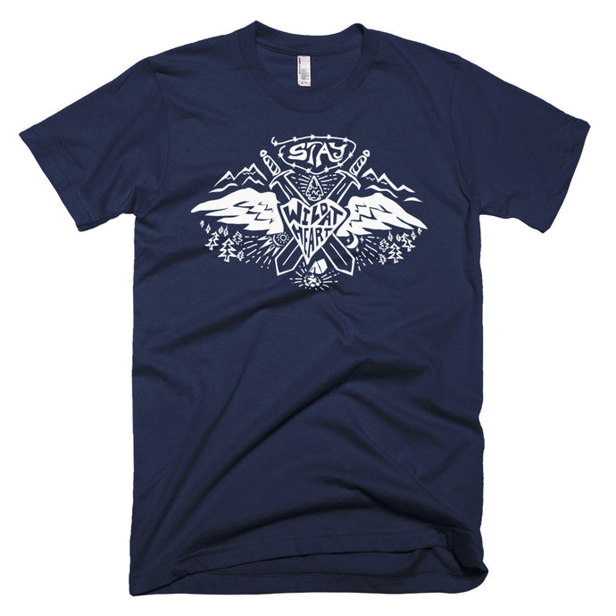 Wild At Heart - Short-Sleeve T-Shirt