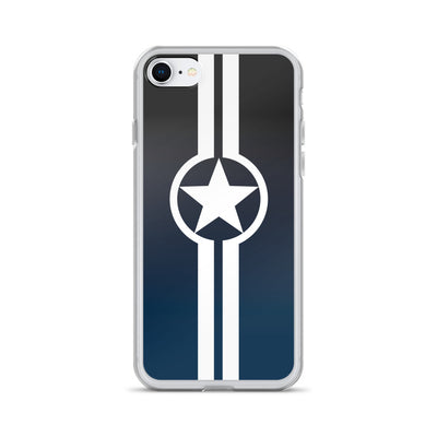 Star And Stripe, Mach 1 - iPhone Case