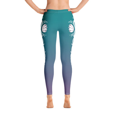Infinity Lotus - Leggings