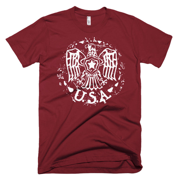 Eagle Stamp - Short-Sleeve T-Shirt
