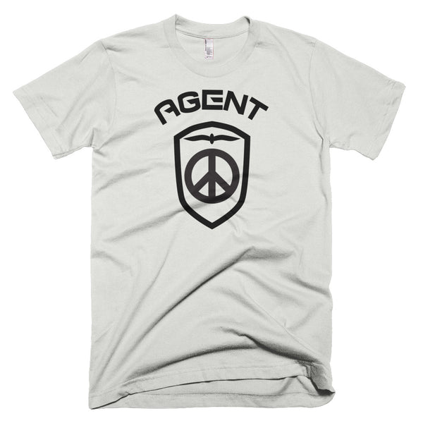 Peace Agent Badge - T-Shirt