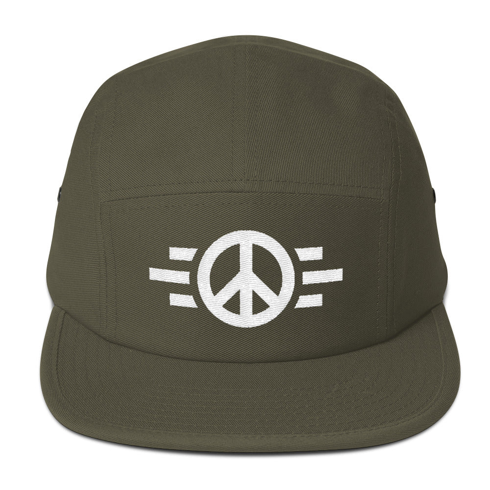 Peace Trident - Five Panel Cap