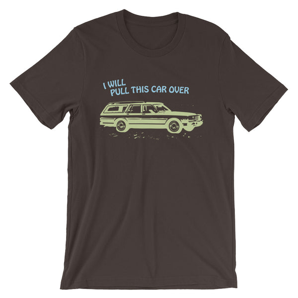 Road Trip Wagon - T-Shirt