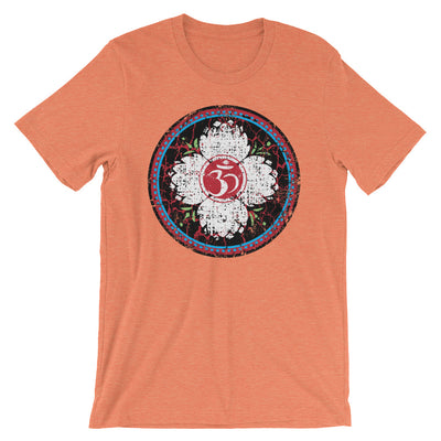 Lotus Compass - T-Shirt
