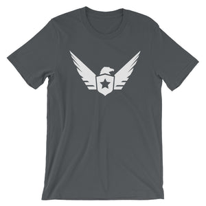 Star And Stripe, Flight - Short-Sleeve T-Shirt