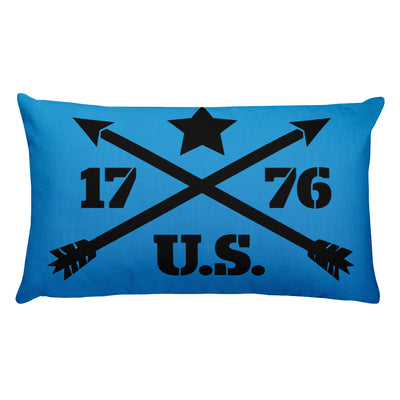 U.S. Crossed Arrows - Premium Pillow (2 Sizes)