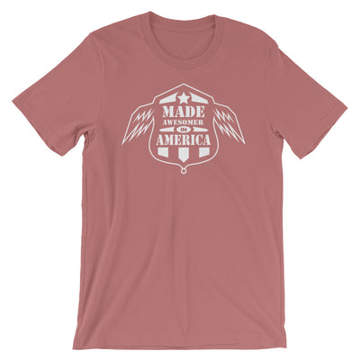 Made Awesomer In America - T-Shirt