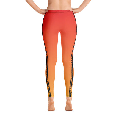 Fearless Fire - Leggings