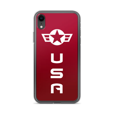 Star And Stripe, Dominance - iPhone Case