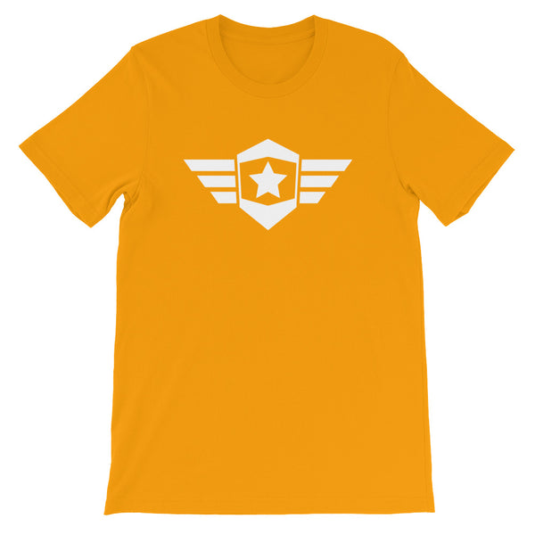 Star & Stripe, Patch Pride - T-Shirt