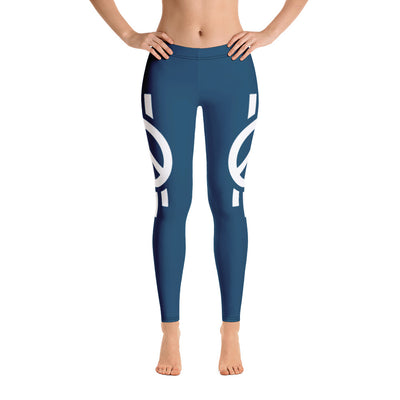 Peace Tridents - Leggings