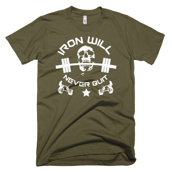 Iron Will - T-Shirt