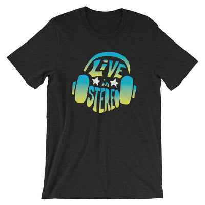 Live In Stereo - T-Shirt