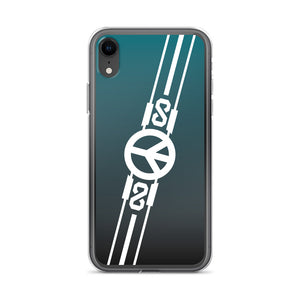 Peace Forever Banded - iPhone Case