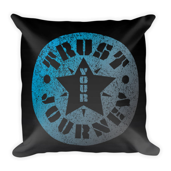 Trust Your Journey, North Star - Premium Pillow