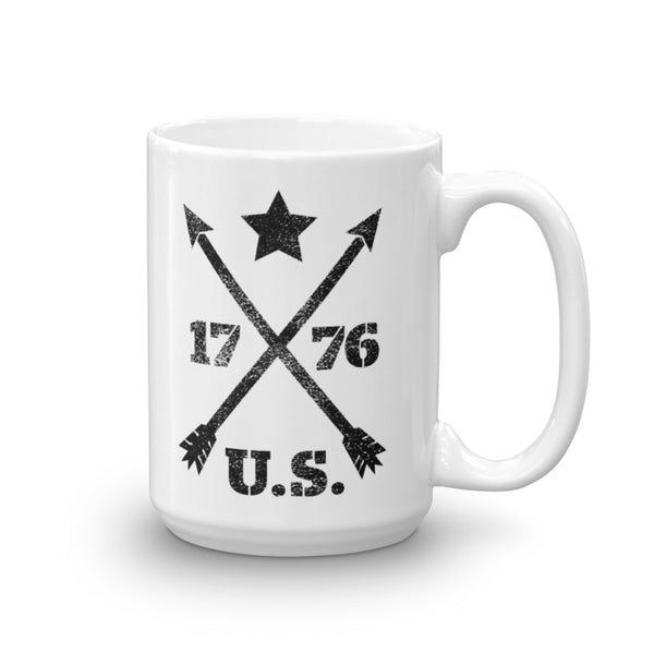 U.S. Crossed Arrows - Mug
