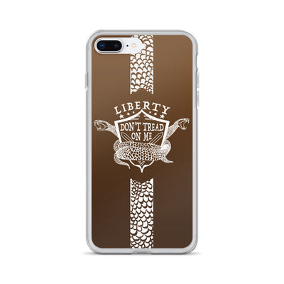 Liberty, Don't Tread - iPhone Case