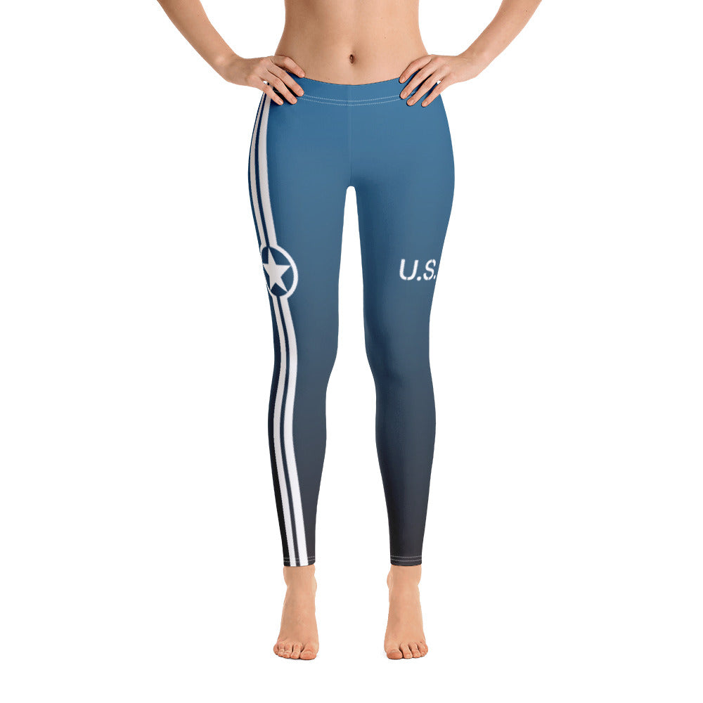 Star And Stripe, Mach 1 - Leggings