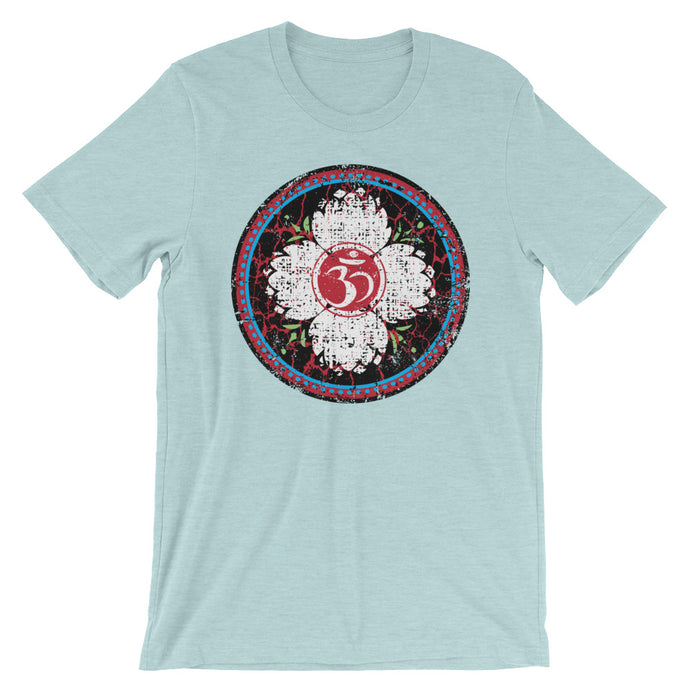 Lotus Compass - Short-Sleeve T-Shirt