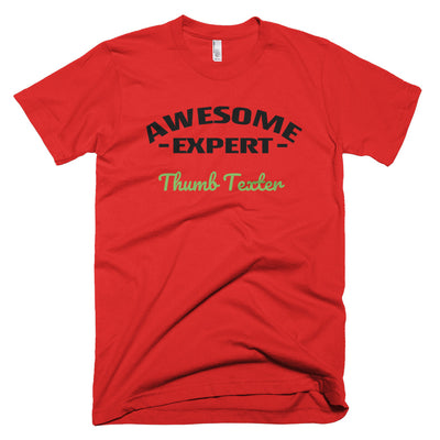 "CUSTOM ""EXPERT"" Men's / Unisex T-Shirt"