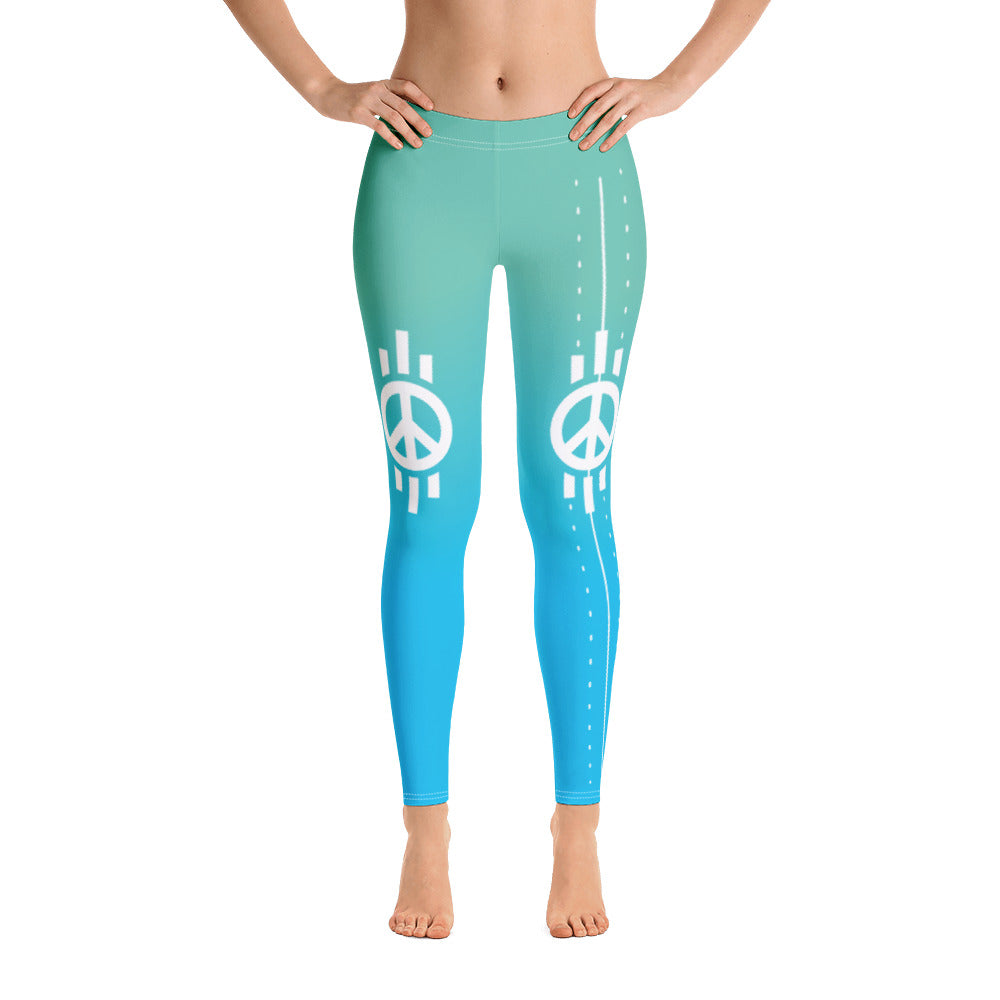 Peace Ocean - Leggings