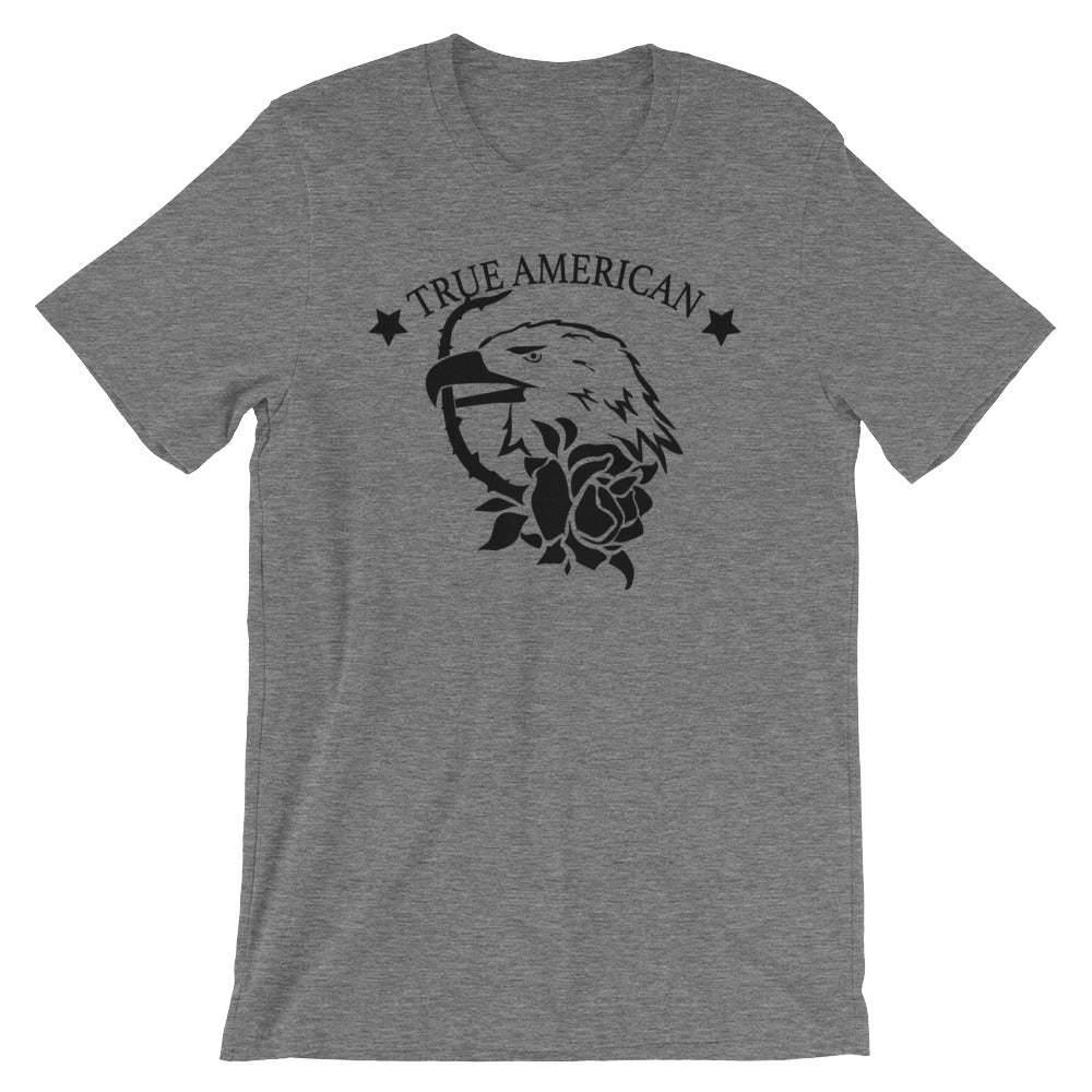 True American, Eagle Rose Tattoo - T-Shirt