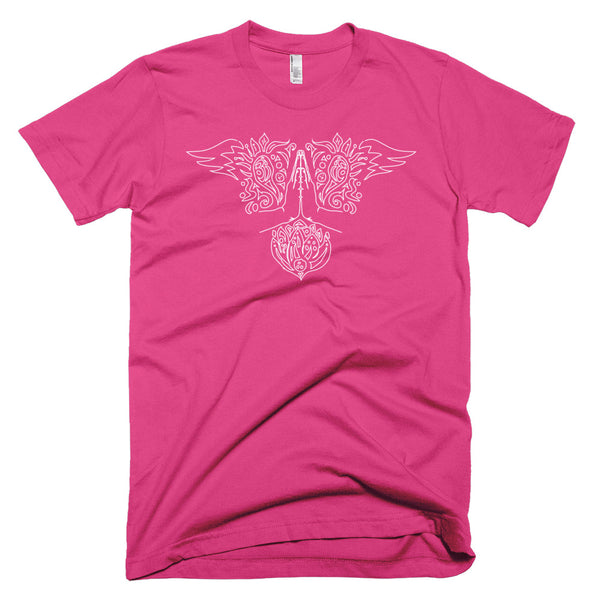 Lotus Hands - T-Shirt