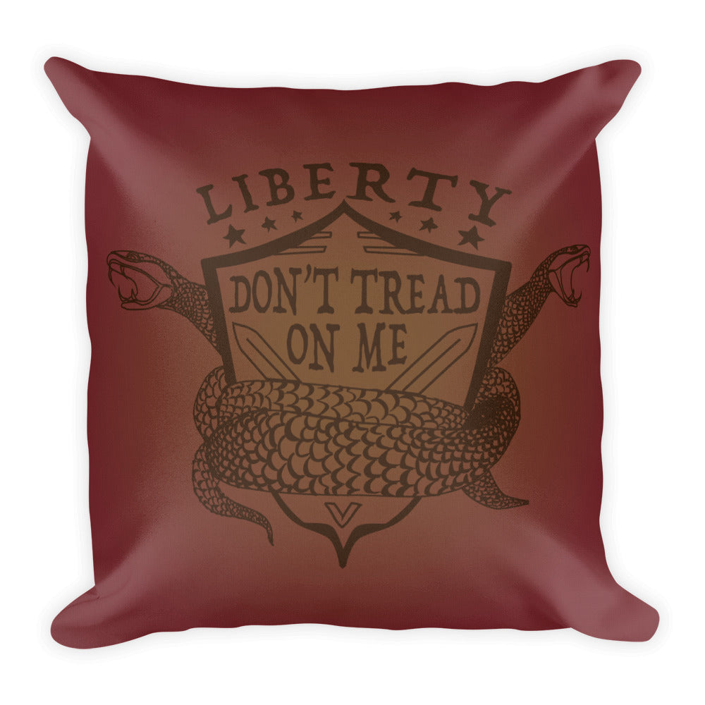 Liberty, Don't Tread - Premium Pillow