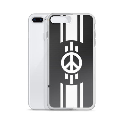 Peace Trident Racer - iPhone Case