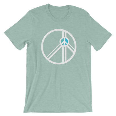 Peace Map - T-Shirt