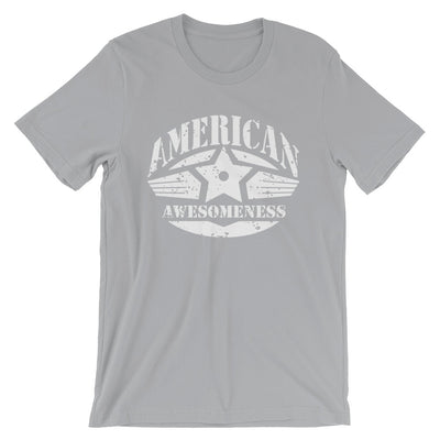 American Awesomeness, Play Ball - T-Shirt