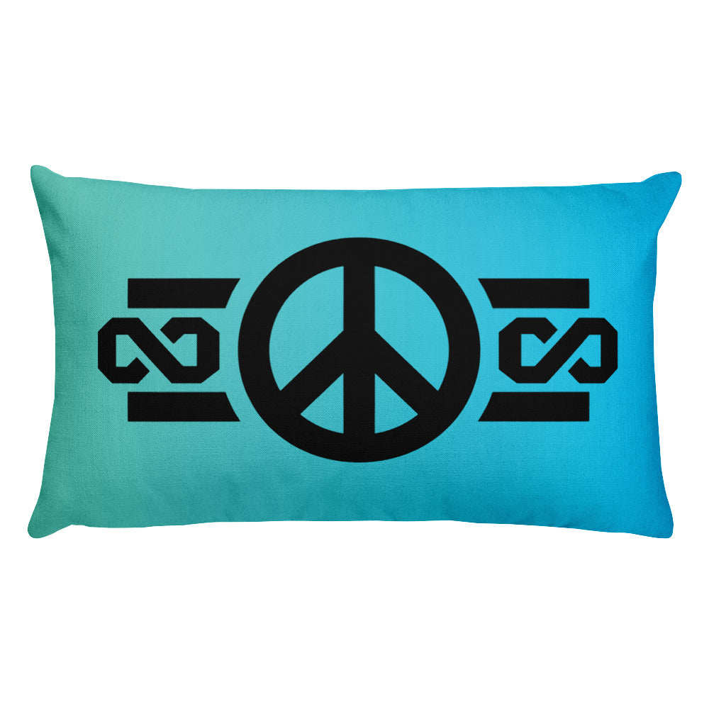 Peace Forever - Premium Pillow (2 Sizes)