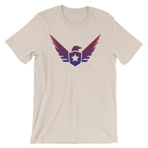 Star And Stripe, Flight Launch - Short-Sleeve T-Shirt