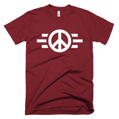 Peace Tridents, Leveler - T-Shirt