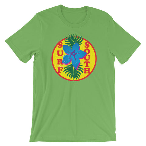 Surf South Flower Shirt - T-Shirt