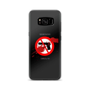 Bloody Anti-Gun Samsung Case