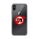 Bloody Anti-Gun iPhone Case