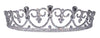 #12543 Sophisticated Queen Tiara