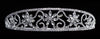 #12735 - Floral Vine Tiara with Combs