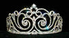 #12736 - Diamond Top Swirl Tiara