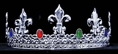 King's Crown #13082 - Silver