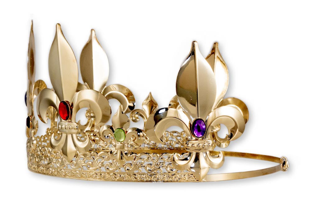 King's Crown #13333 - Gold
