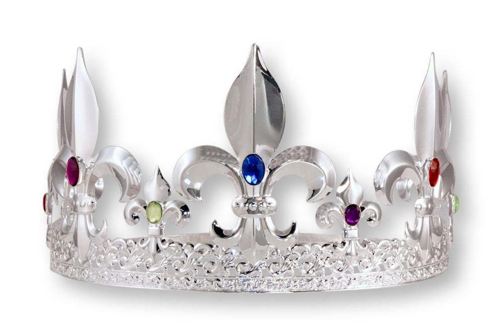 King's Crown #13333 - Silver