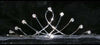 #15257 - Hollywood Princess Wire Tiaras
